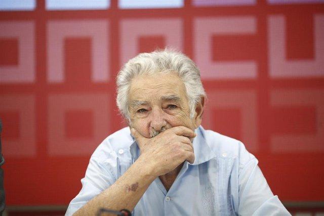 Archivo - El expresidente uruguayo José Mujica.