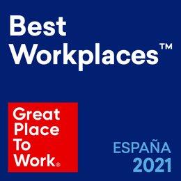 Best Workplaces España 2021