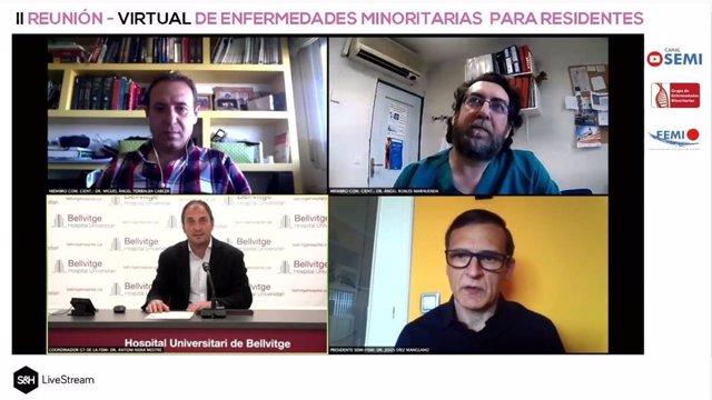 XI Reunión VIRTUAL de Enfermedades Minoritarias (28-30 de abril) de la Sociedad Española de Medicina Interna (SEMI)