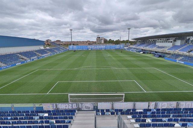 El estadio municipal Fernando Torres de Fuenlabrada ampliará su capacidad hasta los 6 000 espectadores.