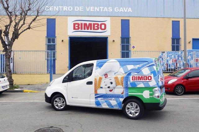 Archivo - Bimbo refuerza su apuesta por la sostenibilidad incorporando nuevos vehículos eléctricos a su flota en España