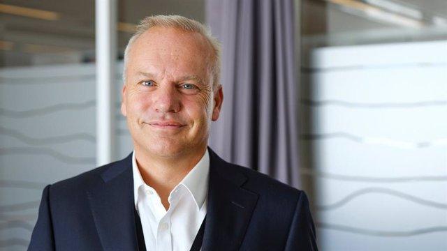 Archivo - El presidente y consejero delegado de Equinor, Anders Opedal.