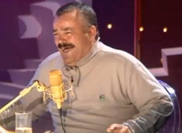 """Adiós a 'El Risitas': """"El tío hizo reír a gente que no le entendía"""""""