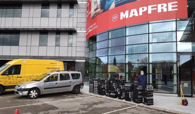 Archivo - Oficina de MAPFRE