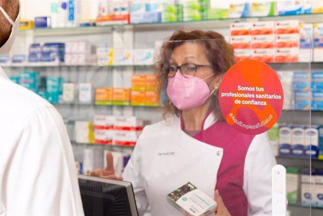 Nueva campaña de Acofarma en farmacias.