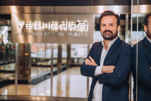 Archivo - Daniel Valdés, Managing Director de Techedge España