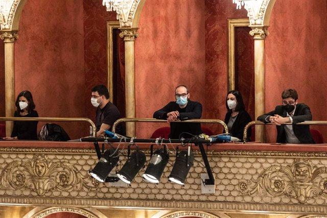 Reapertura de la Ópera en Roma esta semana