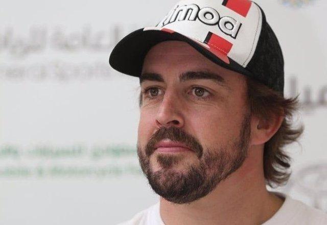 Archivo - Fernando Alonso