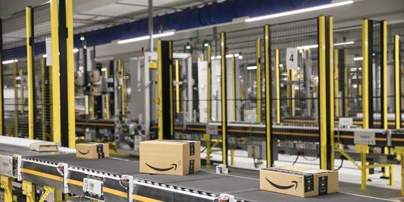2. Amazon triplica sus ganancias en el primer trimestre, hasta 6.706 millones