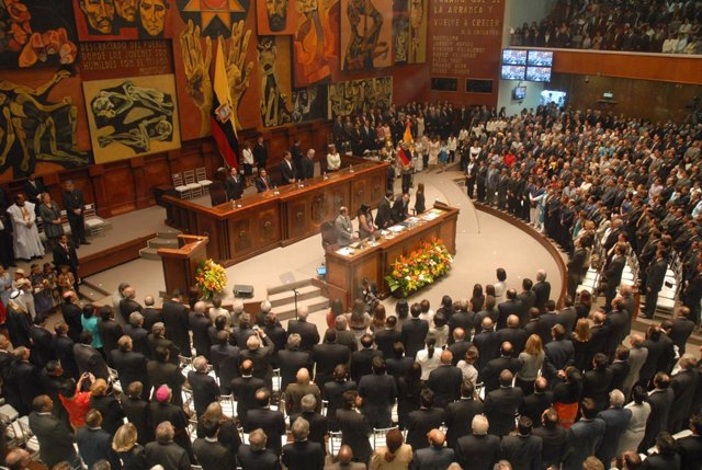 Archivo - Asamblea Nacional De Ecuador.