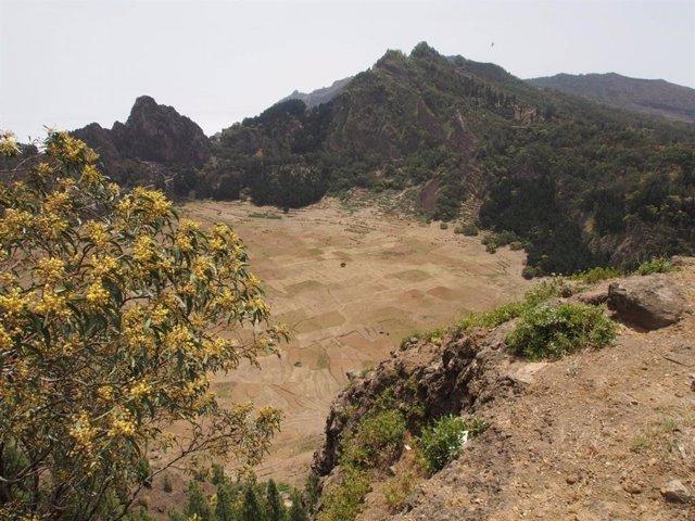 Isla de Santo Antao en Cabo Verde