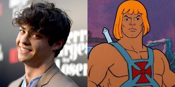 1. Noah Centineo no será He-Man en la película de Masters del Universo