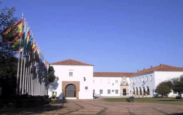 Archivo - Sede de la UNIA en La Rábida (Huelva)