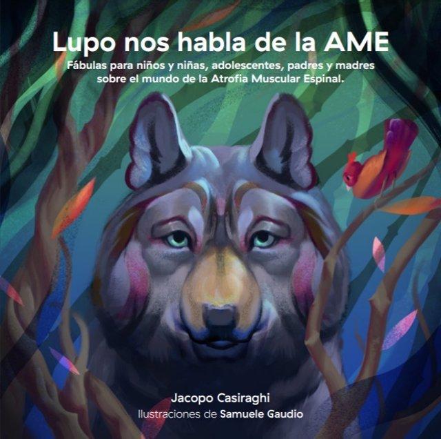 Libro 'Lupo nos habla de la AME'