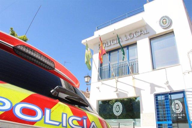 Archivo - Policía Local de Bormujos