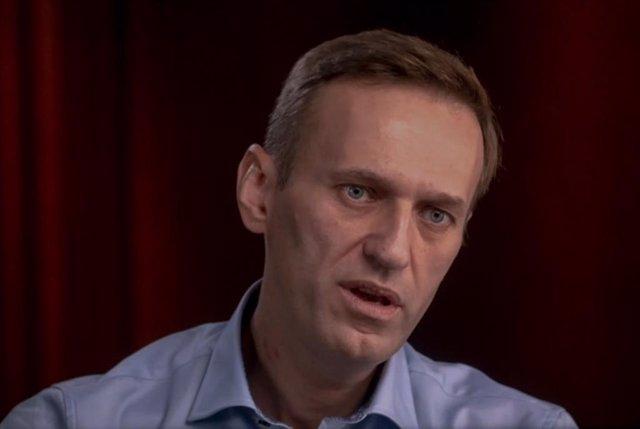 Archivo - Alexei Navalni, entrevistado por la televisión estadounidense
