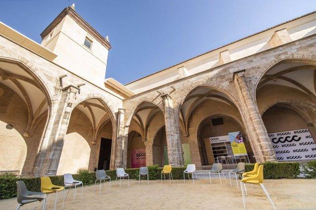 Archivo - Claustro del Centre del Carme Cultura Contemporània de València