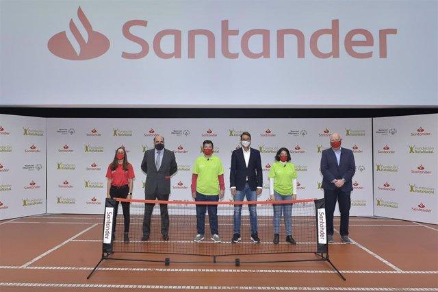 Encuentro Nacional Más que Tenis de la Fundación Rafa Nadal