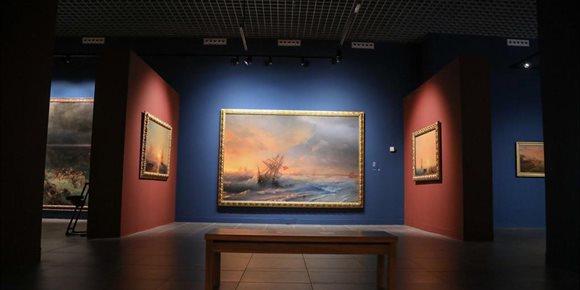2. La Colección del Museo Ruso presenta la exposición anual 'Guerra y Paz en el arte ruso' con 183 obras