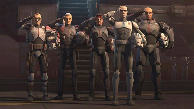 Star Wars La Remesa mala: Filtrados títulos y duración de los primeros episodios
