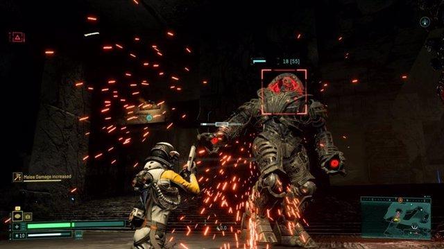 Imagen 'in-game' de Returnal