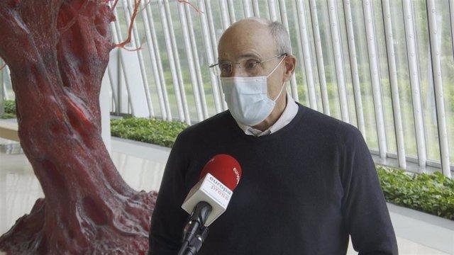 El experto en Salud Pública y ex asesor de Barack Omaba, Rafael Bengoa, en declaraciones a Europa Press