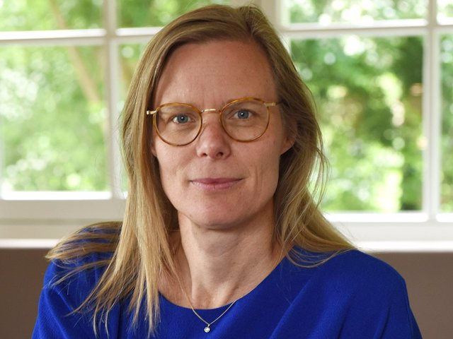 Irene Heemskerk, futura máxima responsable del centro de cambio climático del BCE.