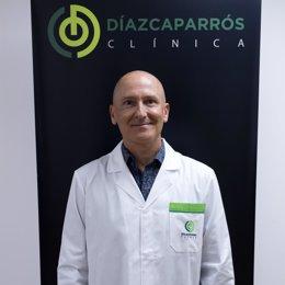 El doctor Félix Díaz Caparrós