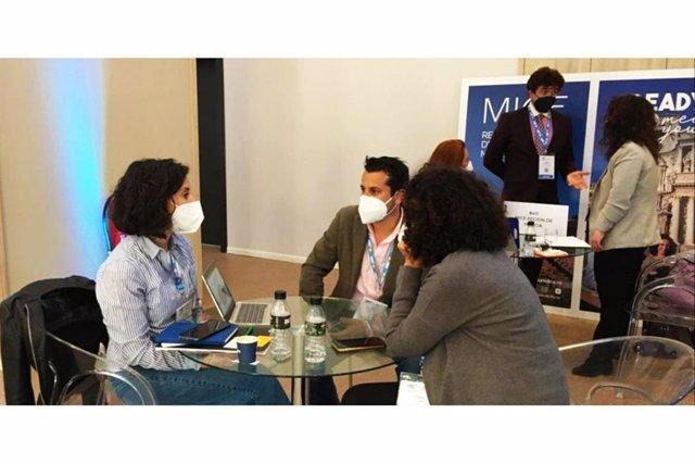 Oficina de Congresos de Cartagena reactiva el turismo MICE en Meeting Incentive Summit en Madrid