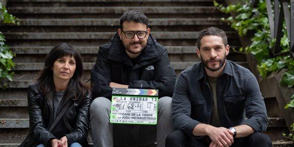 5. 'La Unidad' arranca el rodaje de su segunda temporada