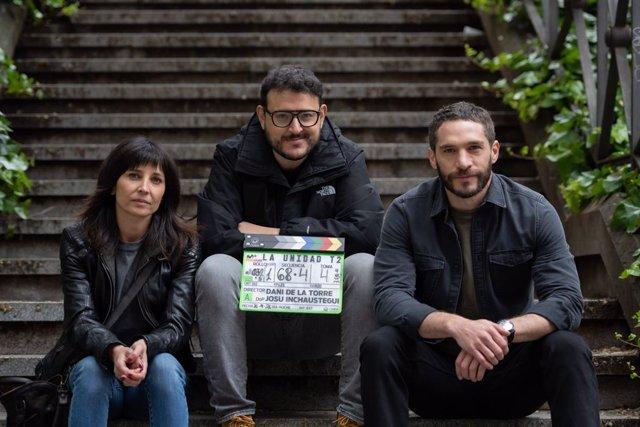 La unidad arranca el rodaje de su segunda temporada