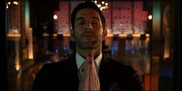 1. Lucifer quiere suceder a Dios en el tráiler de la temporada 5B