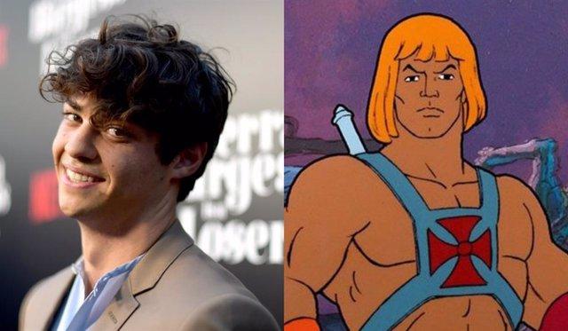 Noah Centineo no será He-Man en la película de Másters del Universo