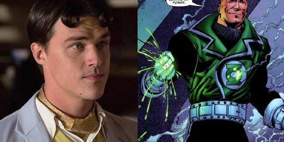 4. La serie de Green Lantern ya tiene a su primer Linterna Verde