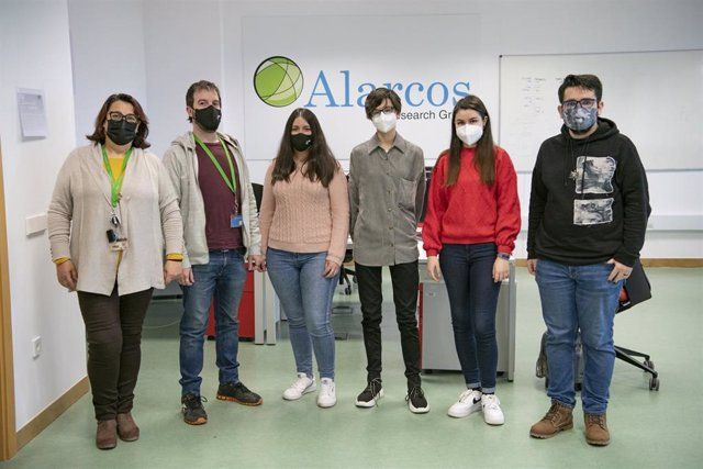 Integrantes del Grupo 'Alarcos'