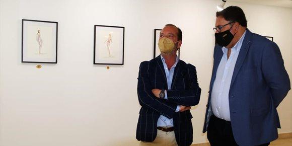 4. La Casa de la Cultura de Alcalá (Sevilla) abre dos muestras de los artistas Ignacio García Cordero y David Romero