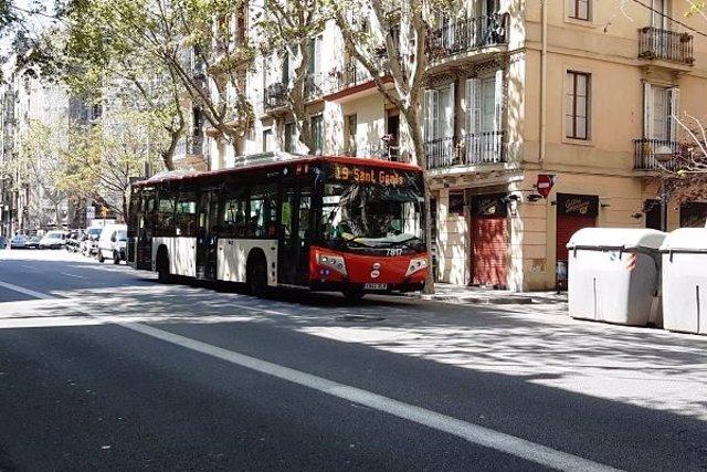 Archivo - Arxivo - Bus de Barcelona