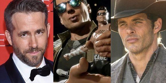 8. Mortal Kombat 2: Ryan Reynolds y James Marsden, los favoritos para interpretar a Johnny Cage en la secuela
