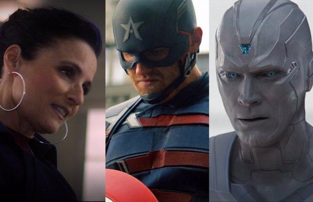 US Agent, White Vision, la Condesa... ¿Esta Marvel ensamblando los Vengadores Oscuros (Dark Avengers)?