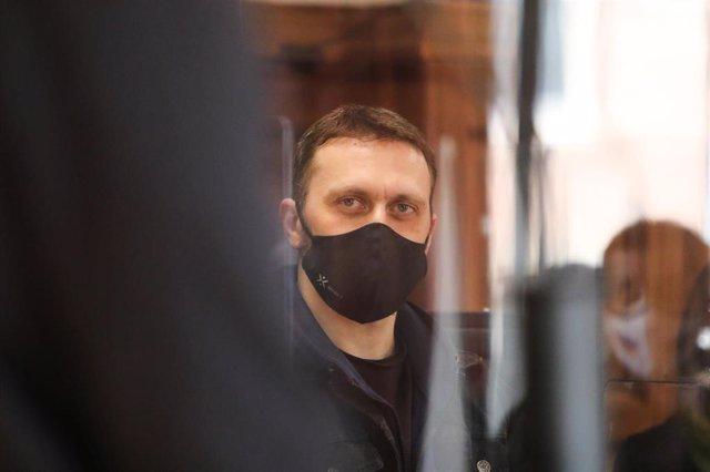 El acusado Norbert Feher, alias 'Igor el Ruso'