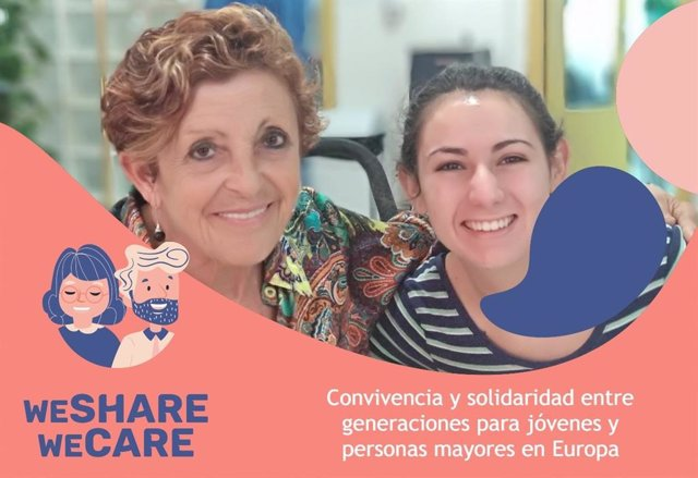 Proyecto de convivencia intergeneracional WeShareWeCare