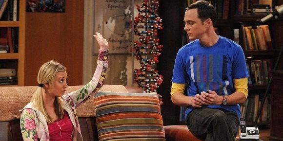 3. El shock de Kaley Cuoco cuando Jim Parsons anunció el fin de The Big Bang Theory