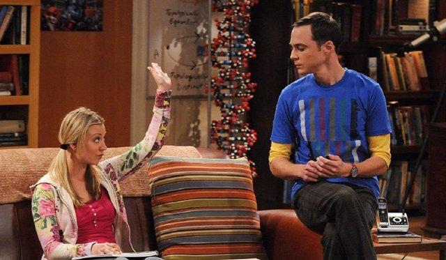 El shock de Kaley Cuoco cuando Jim Parsons anunció el fin de The Big Bang Theory