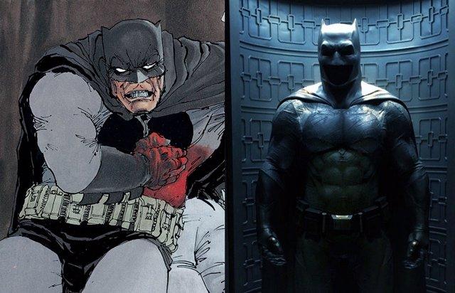 Liga de la Justicia: Zack Snyder revela cuál es su traje de Batman favorito