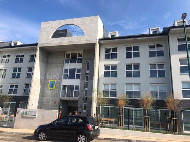 Archivo - Nueva residencia de mayores de Mensajeros de la Paz de Suances