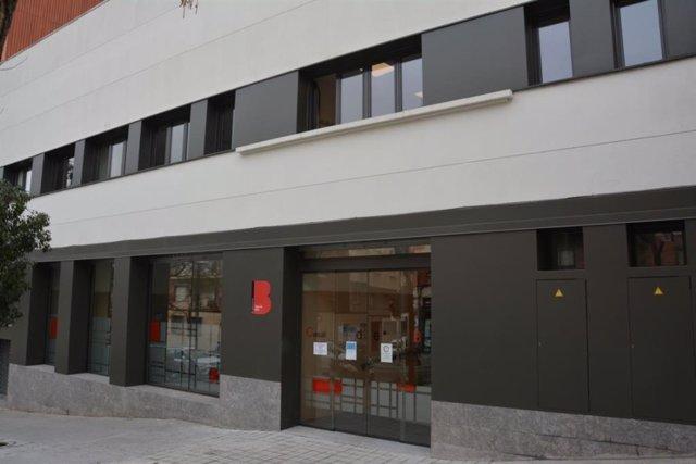 El nou casal de barri al districte barceloní d'Horta-Guinardó