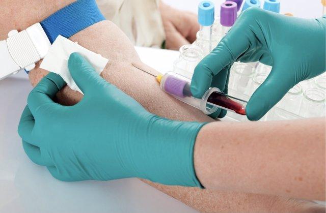 Prueba que permite detectar anticuerpos frente al coronavirus