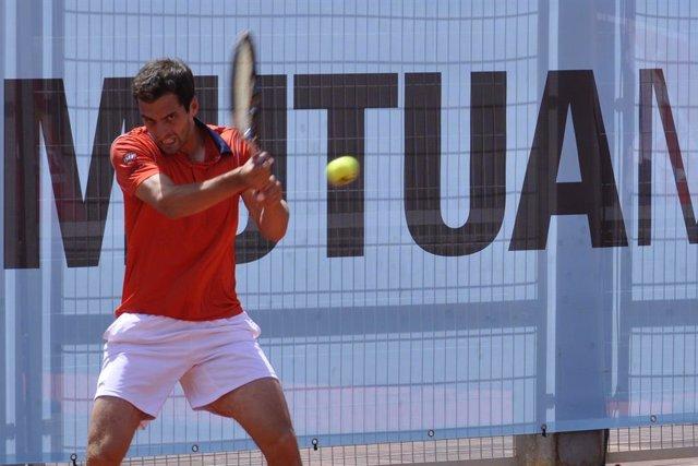Archivo - Albert Ramos-Vinolas, Open Tenis de Madrid
