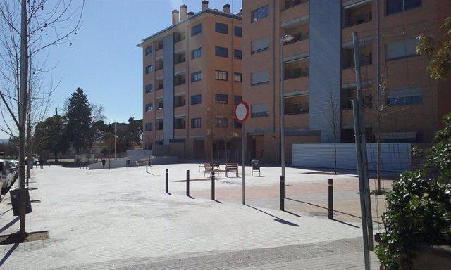 Archivo - Arxiu - Bloc de pisos a Sabadell.