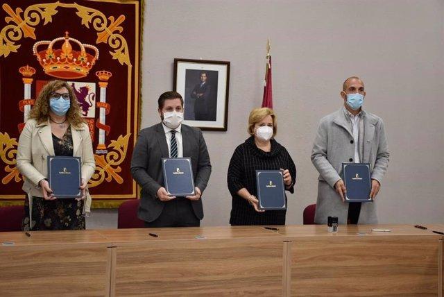 El Gobierno de Castilla-La Mancha facilita la conectividad y comunicación del Corredor de Henares con la renovación de los servicios ASTRA.